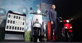 力抗 Gogoro?光陽在台發表 Kymco iONEX Commercial 車能網商業版、三款電動機車