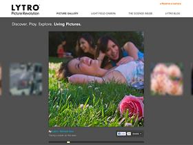 Lytro 光場相機:先拍照再對焦,張張都清晰