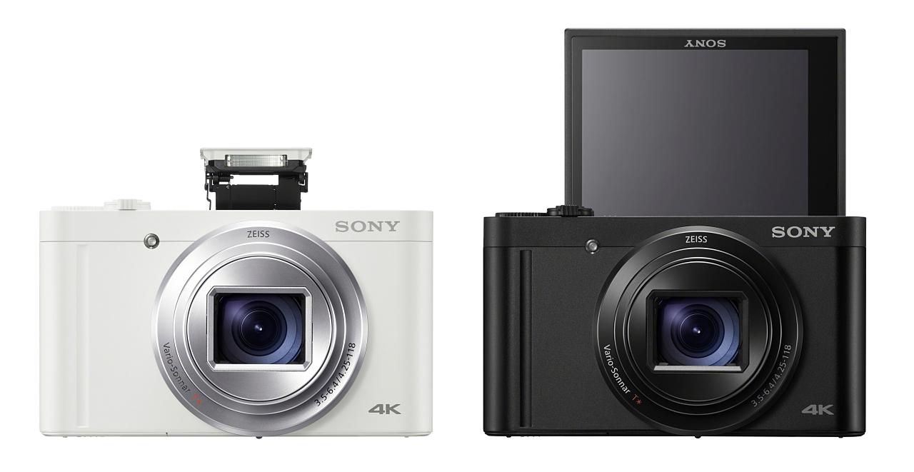 結合世界最輕巧 30 倍變焦與 4K 全像素讀出,Sony DSC-HX99/DSC-WX800 在台上市