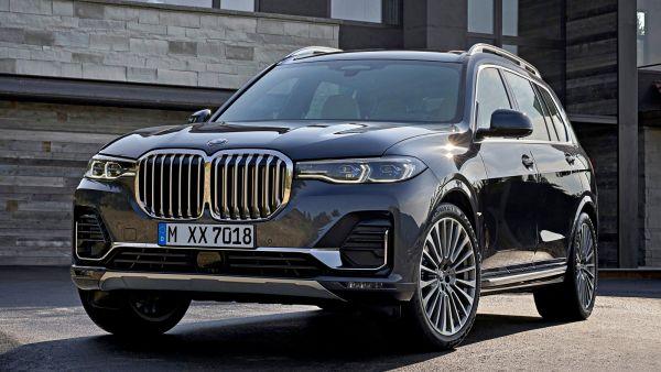 BMW X7 無預警發表!期待已久的豪華旗艦 SAV 正式降臨