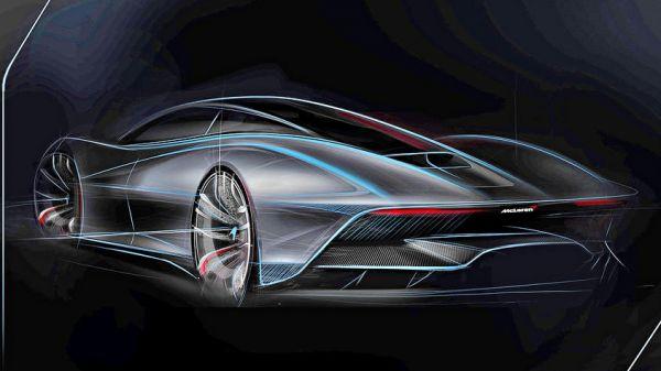 史上最快的 McLaren 來了!F1 後繼車款「Speedtail」確定 10 月 26 日發表