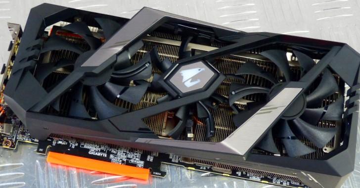 翻玩對 RGB 的想像,具備創新設計的 GIGABYTE AORUS GeForce RTX 2080 XTREME 8G 顯示卡