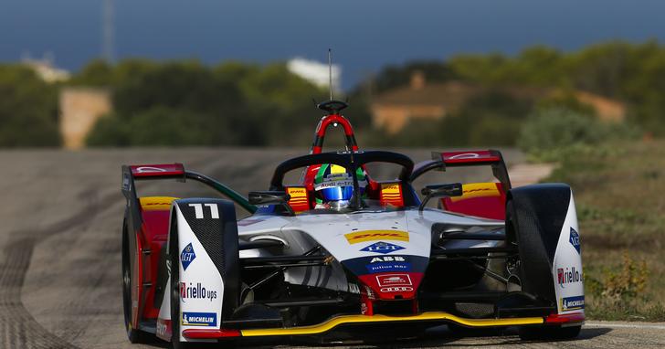 Audi新一代電動方程式賽車e-tron FE05登場,準備挑戰Formula E全新賽季