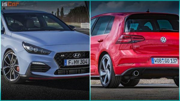 Hyundai i30N 有望來台!對決 VW Golf GTI 繞錐影片,先讓你知道實力差在哪!