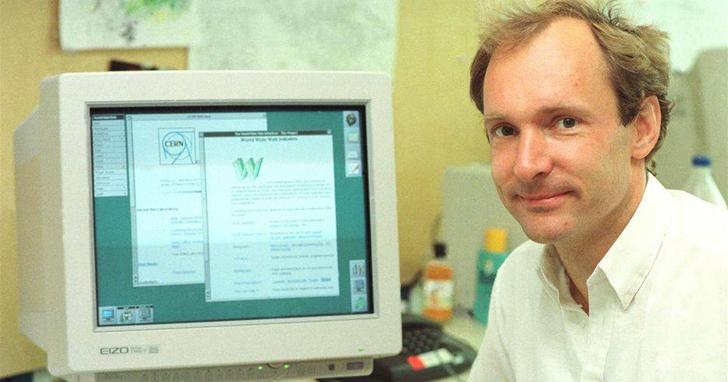 「本有機會成為世界首富」的WWW之父,想幫你把資料從科技公司手中奪回來