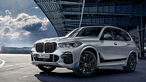 身披勁裝霸氣外露,BMW G05 X5 M Performance 套件正式發表!