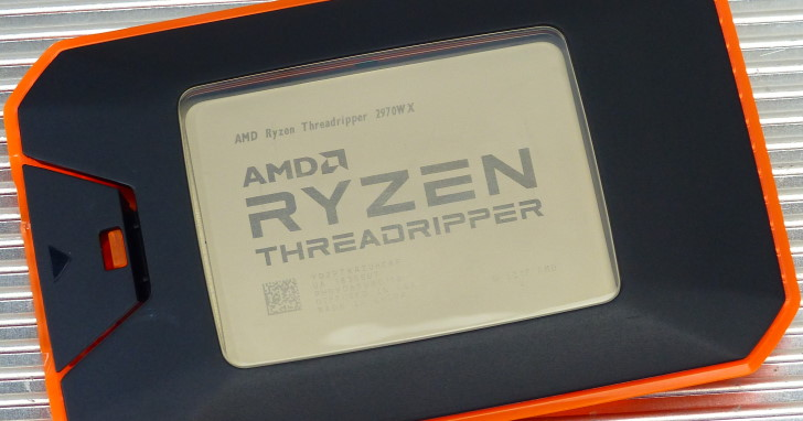 WX 系列新增 Dynamic Local Mode 加強性能表現,AMD Ryzen Threadripper 2970WX/2920X 測試