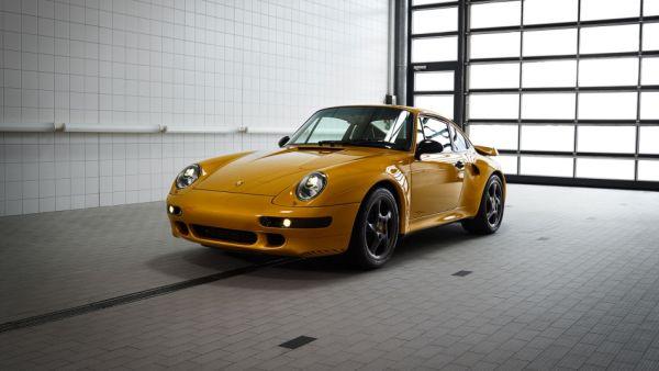 絕無僅有!Porsche 993 Turbo S「Project Gold」10分鐘火速落槌、近億台幣成交!