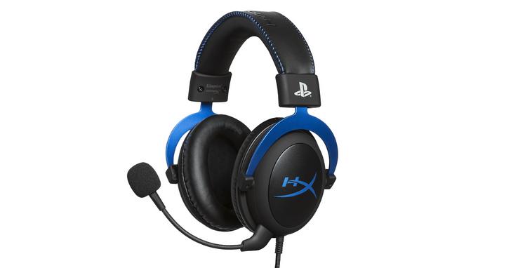 HyperX發表首款PlayStation 4官方授權「Cloud for PS4」遊戲耳機