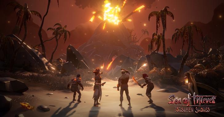 微軟《盜賊之海》繁體中文版正式上線,製作人問候影片首度公開