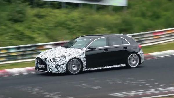 【影片】激情四射!Mercedes-AMG A45 測試車狂奔「綠色地獄」