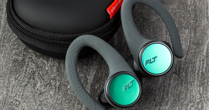 Plantronics BackBeat FIT3100- 最「動」聽耳掛式真無線耳機!