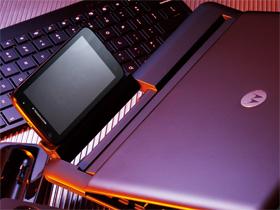 雙核手機 Moto Atrix ME860 實測:續航力超高,還可變筆電