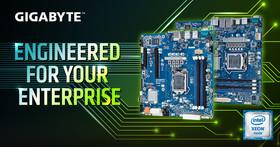 技嘉科技推出多款搭載最新Intel Xeon E-2100處理器主機板,滿足企業客戶基本效能需求