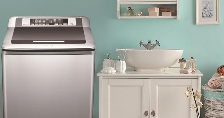 家政婦洗衣救星!奇美家電推出「輕柔淨美」&「輕淨美」雙系列洗衣機 節能省電、操作更EZ