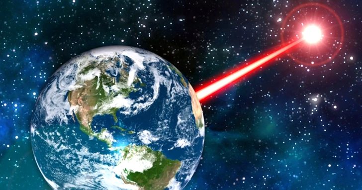 和外星人打招呼不是夢,研究證明雷射器技術可吸引外星文明注意力