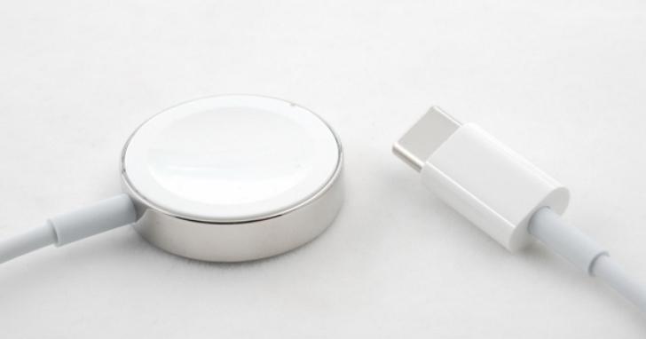 拆解報告:新一代 Apple Watch 磁力充電線 USB-C (0.3 公尺) 內部長甚麼樣子?