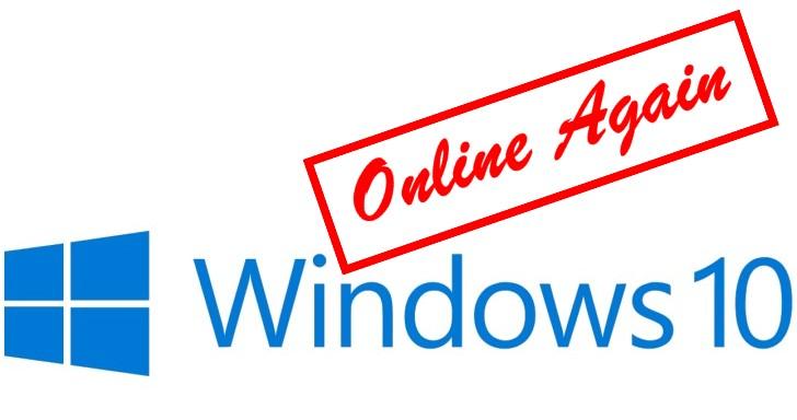 再出發!Windows 10秋季更新終於重新上線