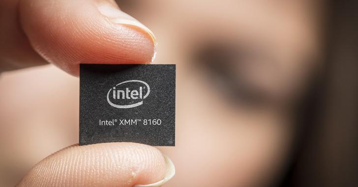 Intel XMM 8160 5G多模數據機晶片組提前上市,支援寬頻全球5G標準的發展