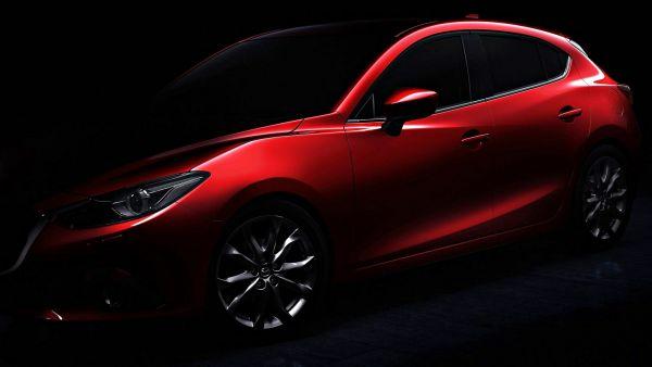 大改款 Mazda 3 最新偽裝車捕獲,內裝樣貌搶先看!