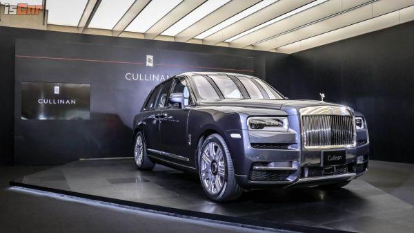 重量級歡慶女神登台,Rolls-Royce Cullinan售價2188萬元起,預計明年第二季開始交車!