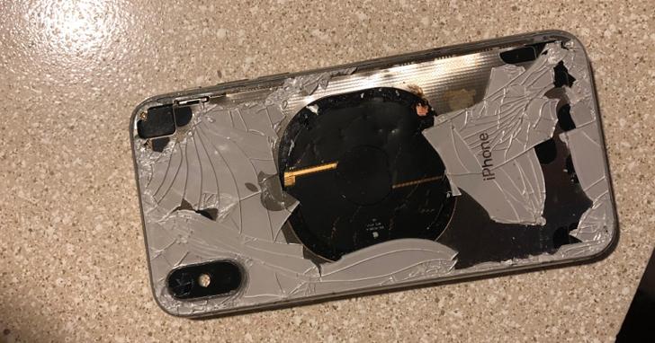 使用原廠充電器、傳輸線,一名 iPhone X  使用者在升級iOS 12.1後發生爆炸