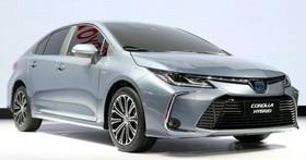 超級神A駕到,全新第12代Toyota Corolla Sedan正式發表!