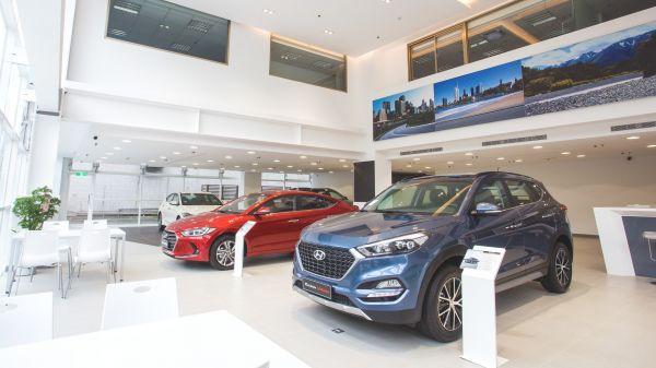 以全球化規格創造品牌服務新價值,全新HYUNDAI內湖GDSI展示中心開幕