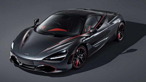 不低調的暗系魅影,McLaren MSO部門打造720S「隱形風格」!