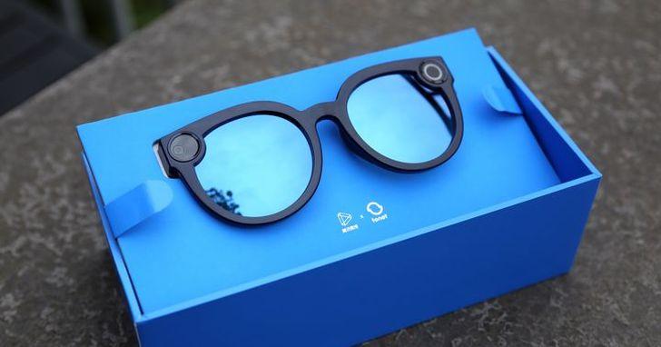 騰訊推出一款可以拍照錄影的智慧型眼鏡,體驗一下究竟好不好用?