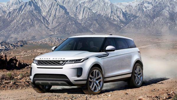 科技加值美型提升,大改款Range Rover Evoque正式發表!