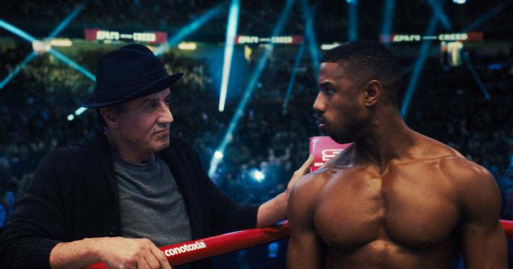 《金牌拳手:父仇》麥克B喬丹、佛洛里安拳力交鋒