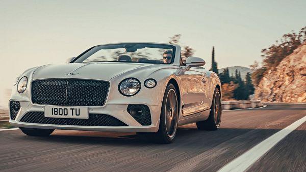 雍容華貴的上空秀,Bentley Continental GT Convertible華麗現身