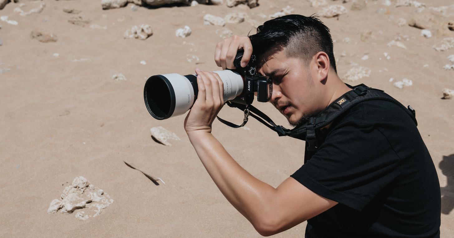 Sosi 喜喜婚禮創辦人攝影師小樂眼中的 Sony α7R III:值得信賴的工作好伙伴!