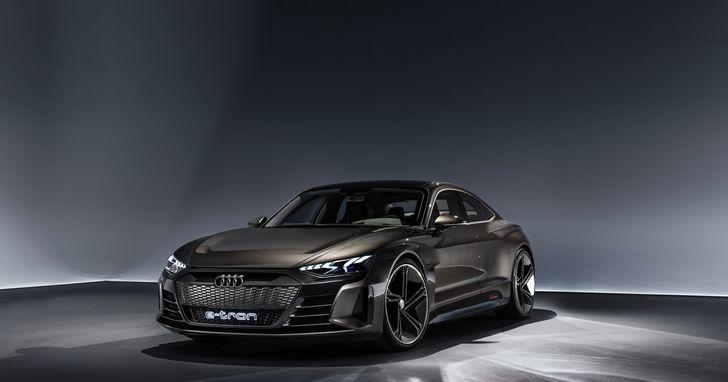 純電車款再添新作,Audi e-tron GT concept於美國洛杉磯車展登場