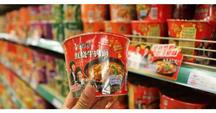 不敵外賣APP,康師傅在中國的速食麵和飲料都賣不動、發佈業績後一天內市值蒸發上百億人民幣