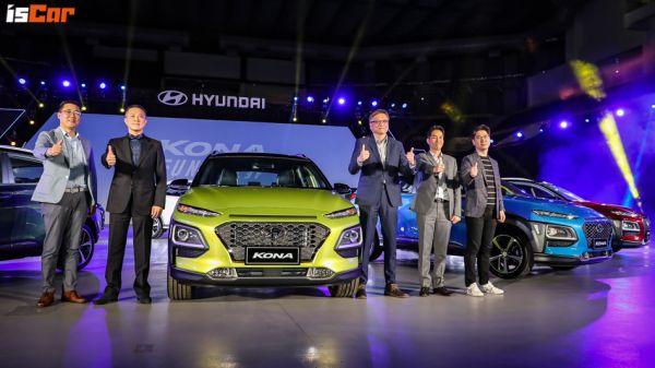 韓系CUV強打上陣,Hyundai Kona「88.9萬起」正式上市!