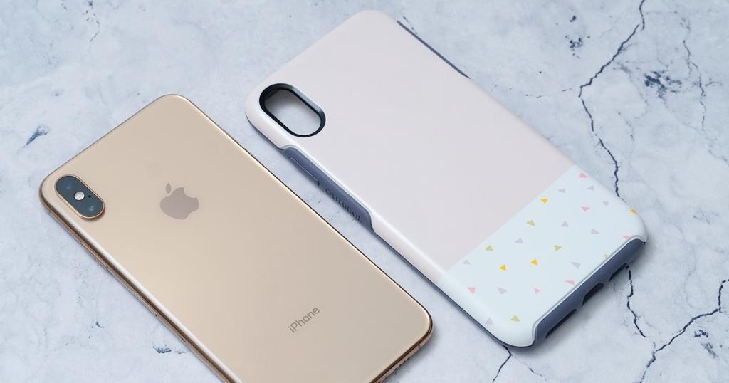 強壯又好看的 iPhone 保護殼 Otterbox 開箱,相容於玻璃保護貼、裝上後仍可使用無線充電