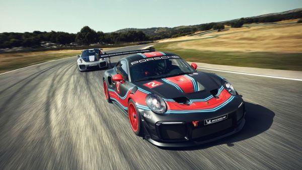 991最後武神降臨,Porsche 911 GT2 RS Clubsport限量200台Track Day Only!