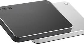 TOSHIBA推出全新 4TB CANVIO 外接式硬碟 儲存個資更安全可靠