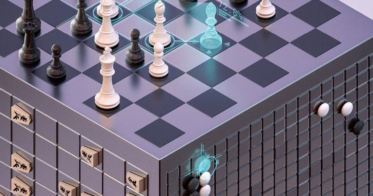 AlphaZero 登上《科學》雜誌封面:一個演算法就能通吃三大棋類