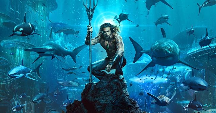《水行俠》裡撐起半邊天的海洋生物在現實中也相當厲害