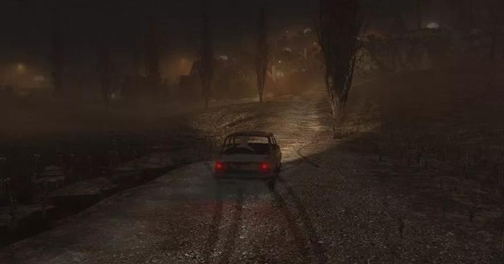 他在1984年從捷克逃離祕密警察的經歷,做成了這款恐怖風格的模擬駕駛遊戲
