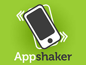 Android Market:甩動手機開啟程式妙招 AppShaker