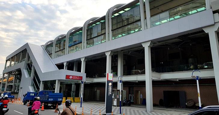 淡海輕軌今起免費試乘1個月,轉乘北捷紅樹林需出站