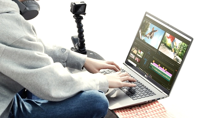 LG gram 17 將於 CES 2019 亮相,為最輕盈 17 吋筆電、重量 1.3 公斤
