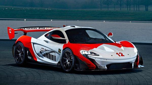 經典紅白移動煙盒再現,McLaren推出P1 GTR Senna!