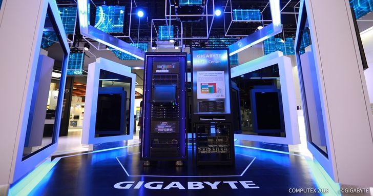決勝智能世代關鍵技術,技嘉在CES展出創新產品