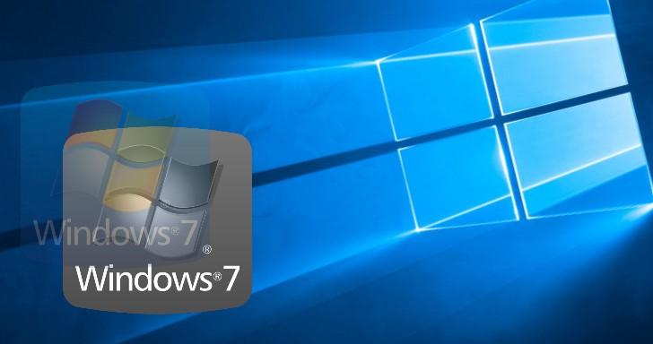 Microsoft 這個年很好過,Windows 10 全球市佔率雙雙超過 Windows 7!