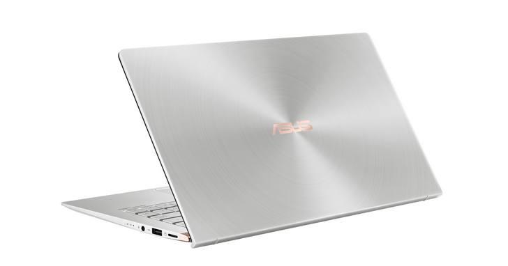 ASUS ZenBook 13即日上市,輕薄機身比A4還小、內建虛擬數字鍵盤